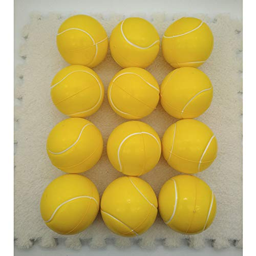 (GonPi Toy Balls - Antistress Ball Funny Relief Tennis Balls Soft Foam Rubber Squeeze Ball Funny Toy for Children Kids 6pcs 6.3cm)
