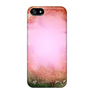Special JoseRSa Skin Case Cover For Iphone 5/5s, Popular âÂ⬠Pink Forest âÂ⬠Phone Case