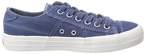 Bleu Gerli Basses Sneakers 790660 40th201 navy Dockers 660 Femme By x51qXwwIn0
