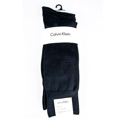 Calvin Klein Microfiber Crew 3-Pack - a91149