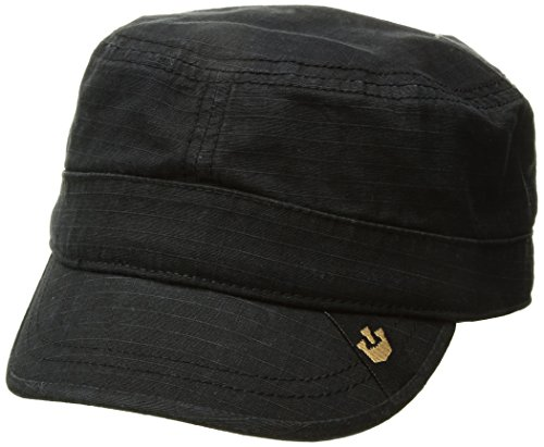 Goorin Bros. Men's Private, Black, Large  (7 3/8)