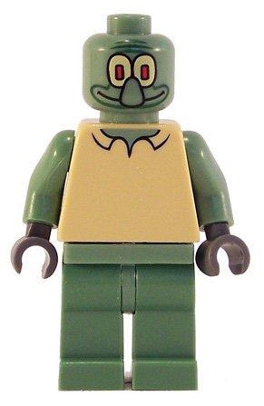 Squidward – LEGO Spongebob Squarepants Figure, Baby & Kids Zone