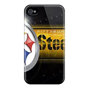 Awesome Pittsburgh Steelers Flip Cases With Fashion Design For Samsung Galaxy Note4