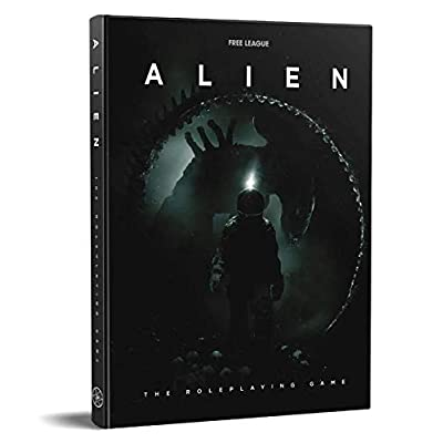 Alien RPG: Free League Publishing: Toys & Games