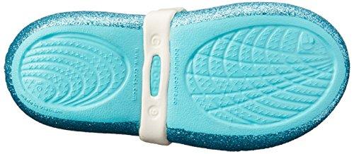 Flat Crocs K Blu E Ballerine Bambine pool Ragazze Frozen pAwZCq7TA1