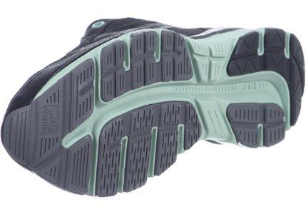 Onitsuka Tiger - Zapatillas de ante para mujer negro - negro
