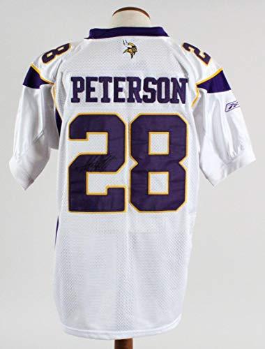 Adrian Peterson Signed Jersey - - COA - JSA Certified - Autographed NFL Jerseys - Peterson Autographed Jersey