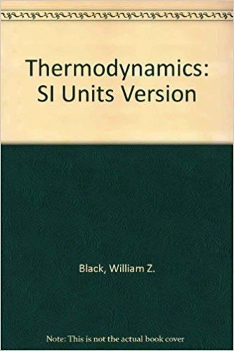 Thermodynamics: Si Version