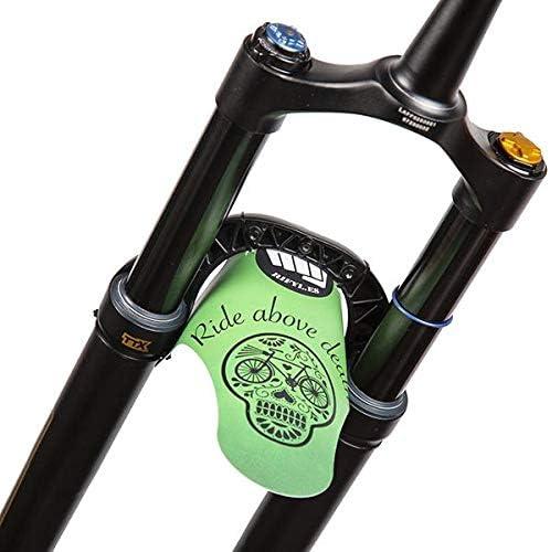 Guardabarros delantero para bicicleta de montaña, RIDEFYL, color ...