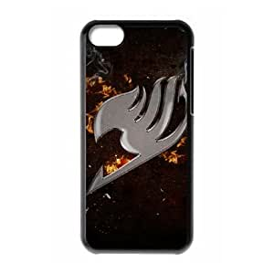 Fairy Tail iphone 5C Cell Phone Case Black Phone Accessories JV166760
