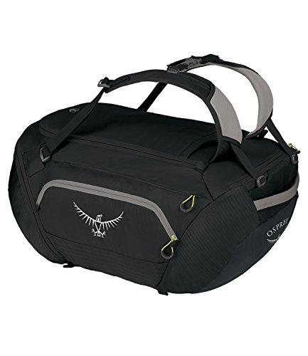 Osprey Packs Bigkit Duffel Bag, Anthracite Black, One Size by Osprey