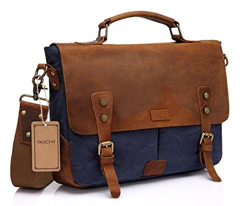 Vaschy Genuine Leather Messenger Shoulder product image