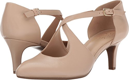 Naturalizer Women's Okira Pump,Tender Taupe Leather,US 10 N