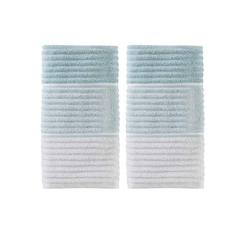 SKL Home by Saturday Knight Ltd. Planet Ombre 2-Piece Hand Towel Set, ()