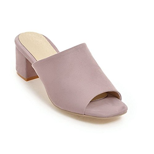 Outdoor Wedge Summer Purple Shoes Heeled Slip Casual Toe Women's Slide Dress On Btrada Crude Open Sandals 6Hf5vwnqxT