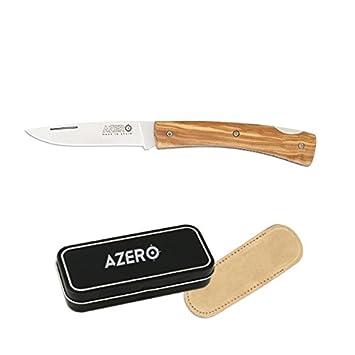 NAVAJA OLIVO AZERO 140011: Amazon.es: Deportes y aire libre