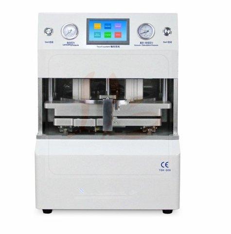 GOWE 12 inch LCD Laminating Machine No Need Air Compressor Vacuum Pump Defoamer Auto OCA Laminator Review