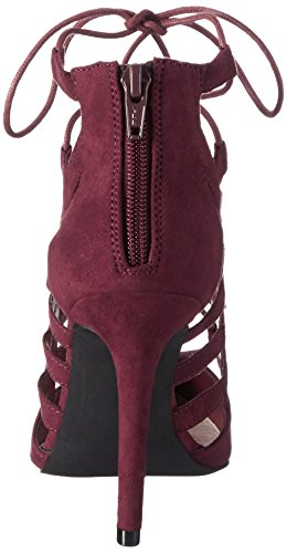 Bianco Damen Laced Up Party 35-49044 Pumps Rot (Winered/40)