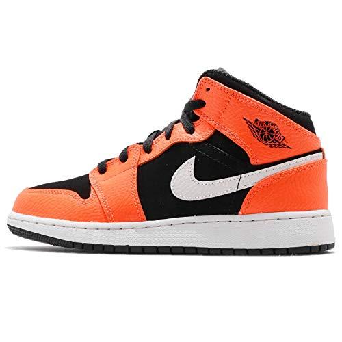 Nike Jordan Youth 1 Mid Bg Leather Gym