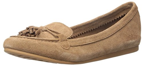 Loafer Lina Marron Femme hazelnut Mocassins Suede Crocs 0Eqdw11