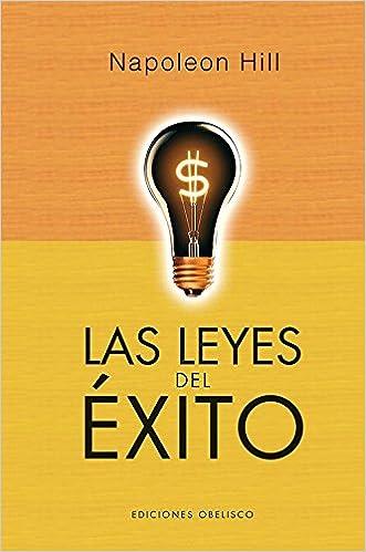 Las leyes del exito volumen completo spanish edition napoleon las leyes del exito volumen completo spanish edition napoleon hill 9788497779098 amazon books fandeluxe Gallery