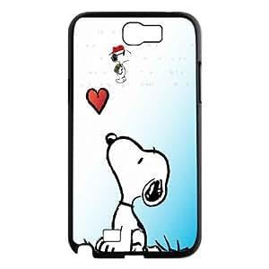Steve-Brady Phone case Cute Snoopy For Samsung Galaxy Note 2 Case Pattern-5
