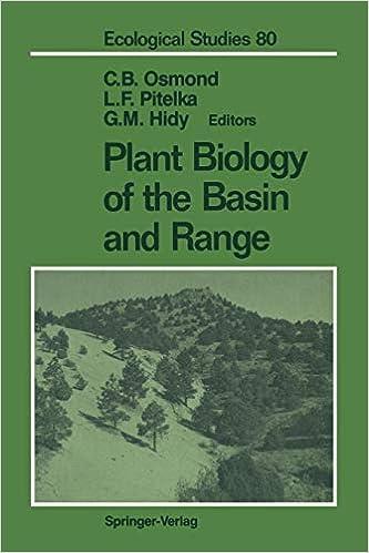 Descargar El Torrent Plant Biology Of The Basin And Range Leer PDF