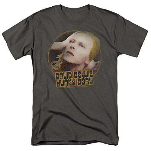 David Bowie Hunky Dory Album T Shirt & Stickers, Unisex, S to 5XL