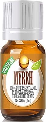 Best Myrrh Oil - 100% Pure Myrrh Essential Oil