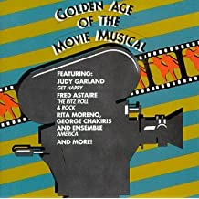 Golden Age Of The Movie Musical (Soundtrack Anthology)