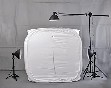 Light Tent Kit 120cm photo lighting studio stand tent boom arm & Light Tent Kit 120cm photo lighting studio stand tent: Amazon.co ...