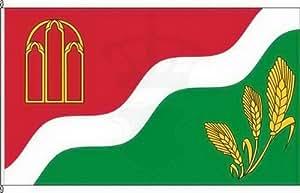 Vertical Bandera hauroth–80x 200cm–Bandera y