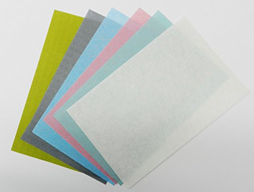 3M Tri-M-Ite Wet Dry Polishing Abrasive Paper 400-8,000 A/O Assorted 6 Sheets (2E) ()