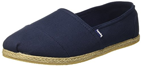 Eclipse Superdry Basse Navy Jetstream Blu Uomo Espadrillas qwXxHw7F