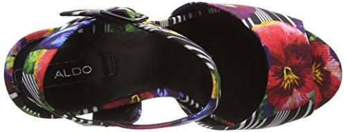 Aldo Variana - Sandalias Mujer Multicolor - Multicolor (Black / White / 88)