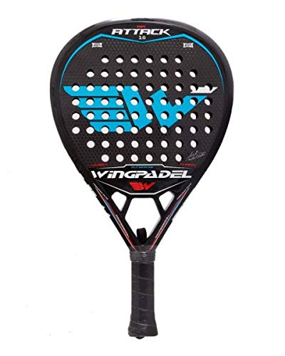 Wingpadel Air Attack 2,0 - Palas De Padel: Amazon.es: Deportes y ...