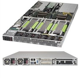 Supermicro SYS-1028GQ-TR SuperServer 1028GQ-TR – Server – rack-mountable – 1U – 2-way – RAM 0 MB – SATA – hot-swap 2.5 inch – no HDD – AST2400 – GigE – no OS – monitor: none