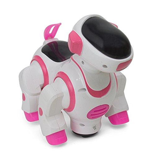electronic dog pink - 3