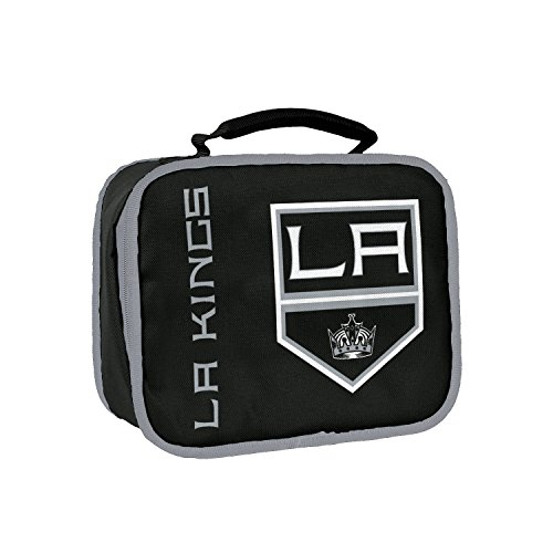 The Northwest Company Officially Licensed NHL Los Angeles Kings Sacked Lunch Cooler (La Kings Hockey)