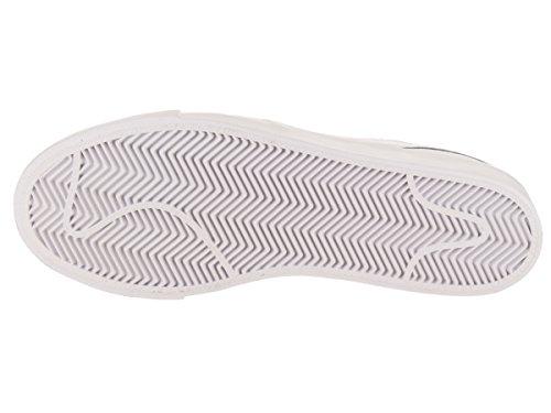 Nike Mens Sb Zoom Janoski Ht Slip Pattino Bianco / Bianco / Nero