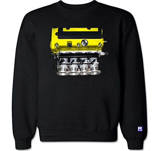 FTD Apparel R Built Men's K Series Itb Yellow Crew for sale  Delivered anywhere in USA