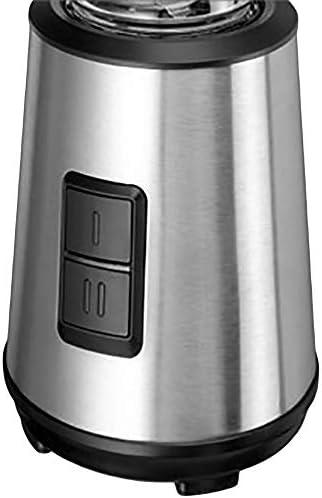 Allllllly Chcfr-jibji Exprimidor eléctrico Mini Licuadora Profesional con 2 Tazas de nutrientes/Vitamina Extracción