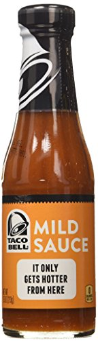 (Taco Bell Home Originals, Mild Restaurant Sauce, 7.5 Oz (Pack of 4))
