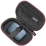 RLSOCO Earphone Case Compatible for Jabra Elite Active 65t/Jabra Elite 65t True Wireless Earphone,Powerbeats3 Wireless,Soundcore Liberty Lite, Soundcore Spirit X