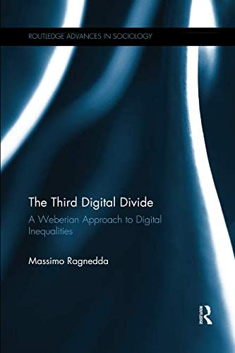 The Third Digital Divide (Routledge Advances in Sociology)-cover