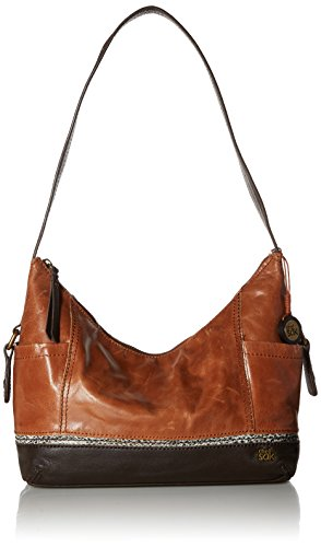 The Sak Kendra Hobo Shoulder Bag, Brown Snake Multi, One Size