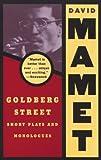 Goldberg Street, David Mamet, 0802151043