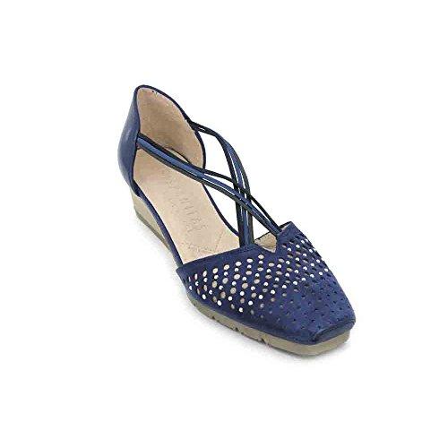 Femme Hispanitas Tongs Bleu Pour Marine xpxvrHw
