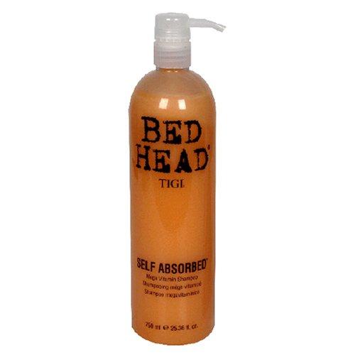 TIGI Bed Head Self Absorbed Mega Nutrient Shampoo, 25.36 Ounce