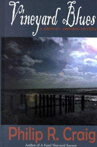 0786225912 - Philip R. Craig: Vineyard Blues : A Martha's Vineyard Mystery - Libro